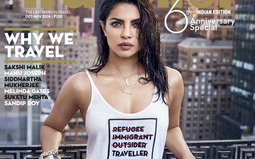 POLL OF THE DAY: Do you think Priyanka Chopra should have apologised for her 'insensitive' refugee T-shirt controversy?