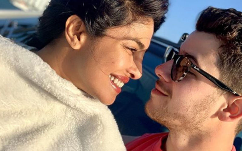 Priyanka Chopra And Nick Jonas Have A Day Out With Pooch Diana, Pictures Are Adorable, To Say The Least