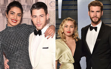 Priyanka Chopra And Nick Jonas' Ex Miley Cyrus Want To Go On Double Date With Their Spouses!