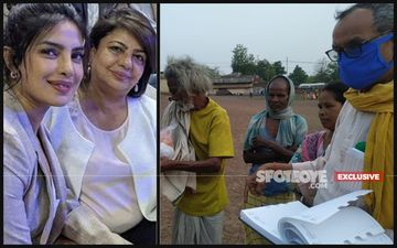 COVID-19: Priyanka Chopra Jonas' Mother And Aunt Support Slum Areas In Jharkhand- EXCLUSIVE