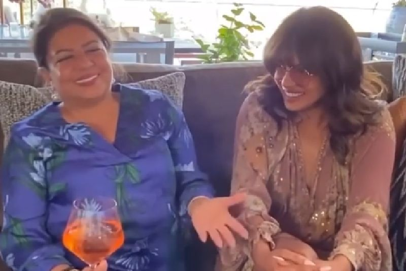 Priyanka Chopra Marks 20 Years Of Miss World Crowning Glory; Mom Madhu Reveals The 'Stupidest' Thing She Said To Her Daughter Post Her Win - WATCH
