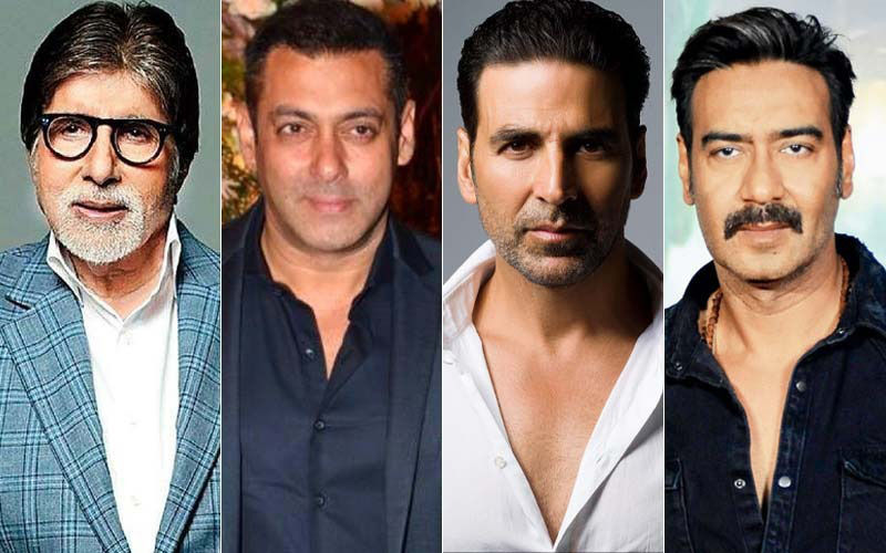 Pulwama Terror Attack: After Big B, Salman Khan, Akshay Kumar And Ajay Devgn Contribute To The Martyrs' Families