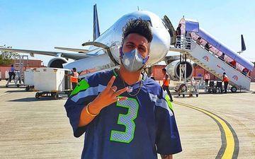 Sukhe Muzical Doctorz Wears A Safety Mask While Travelling Amid Coronavirus Outbreak