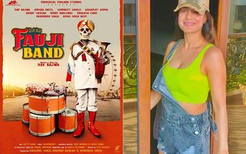 Ameesha Patel To Star In Punjabi Movie 'Fauji Band'; Reveals The First Poster