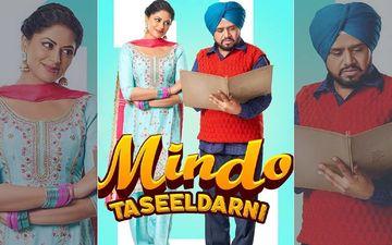 Kavita Kaushik, Karamjit Anmol's Starrer 'Mindo Taseeldarni' Trailer is out