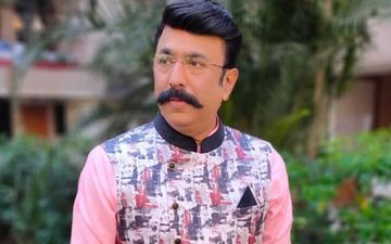 Pushkar Shrotri's Dashing Moustache Look Makes A Style Statement