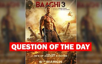 With Baaghi 3 Doing Well At Box-Office, Do You Think The Audience Is Not Affected By The Coronavirus Scare?