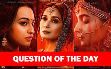 Which Actress' Look From Kalank Impressed You The Most?
