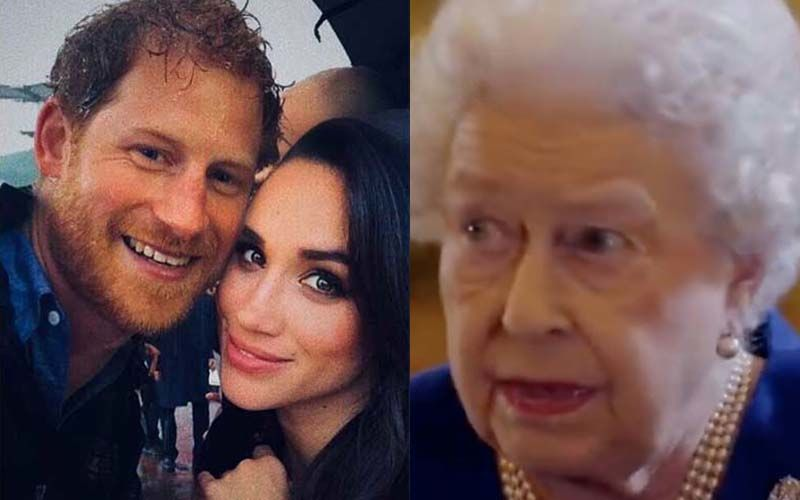 Prince Harry And Meghan Markle Refute Reports Of Not Asking Queen Elizabeth Before Naming Their Daughter 'Lilibet'; Queen Was 'Supportive'