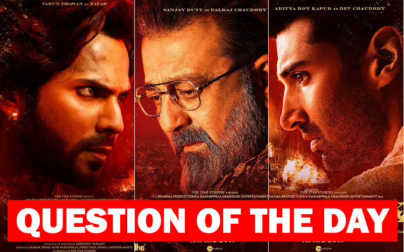 Which Actor's Look From Kalank Impressed You The Most?