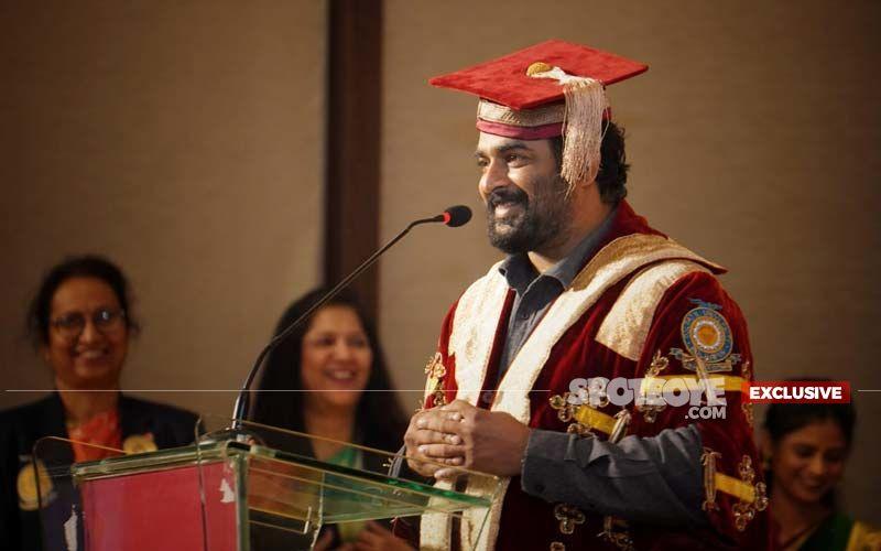 R Madhavan: 'Receiving A Doctorate Felt Surreal, Please Stop Perceiving Actors As Idiots'-EXCLUSIVE