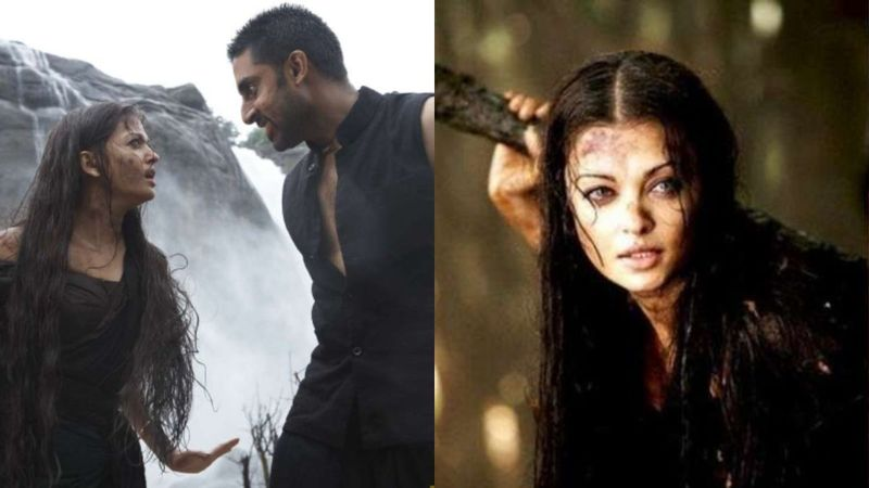 Abhishek Bachchan Recounts Shooting With Missus Aishwarya Rai For Raavan; Reveals She Was An 'Absolute Trooper' During The Making