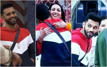 Bigg Boss 14: Rahul Vaidya RE-ENTERS The House With A BANG; Gets A Warm Welcome By All The Contestants - VIDEO