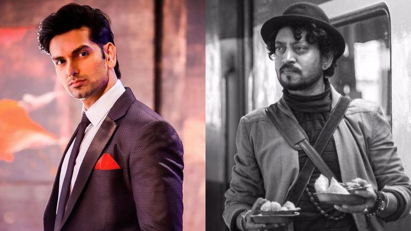 Irrfan Khan No More: Pyar Ki Luka Chuppi Star Rahul Sharma Gets Emotional While Paying Tribute To The Late Actor