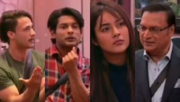 Bigg Boss 13 Feb 11 SPOILER ALERT: Rajat Sharma Calls Asim 'Sympathy-Seeker'; Sidharth Doesn't Think Shehnaaz Is A 'Competitor'