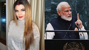 Rakhi Sawant Demands A Unique Birthday Gift From PM Narendra Modi
