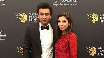 When Ranbir Kapoor And Mahira Khan Puffed A Cigarette Together And Took The Internet By Storm – TB Pics