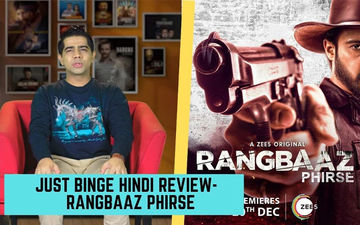 Binge Or Cringe? Rangbaaz Phirse Review: This Jimmy Sheirgill-Sushant Singh Starrer Is An Out-And-Out Revenge Drama Replete With Entertainment