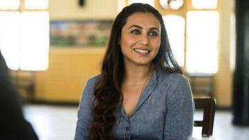 Rani Mukerji Wins The Most Influential Cinema Personality Award In South-East Asia For Hichki