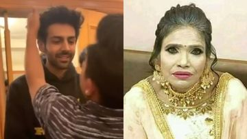 Kartik Aaryan Calls His Hairstylist 'Baal Kalakar'; Fans Challenge Him To Style The Controversial Ranu Mondal Instead
