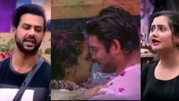 Bigg Boss 13: Rashami Desai Calls Vishal Singh 'Bewakoof' For His Unwelcome Comments On Her Steamy Video With Sidharth Shukla