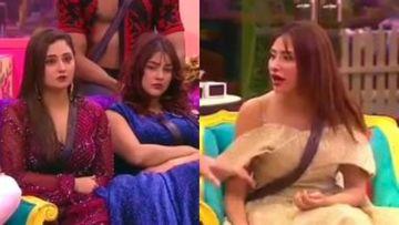 Bigg Boss 13: Rashami Desai SLAMS THE HELL OUT OF Mahira Sharma, Asks Her To Shut Up, 'Ande Mein Se Nikli Nahi Ho'