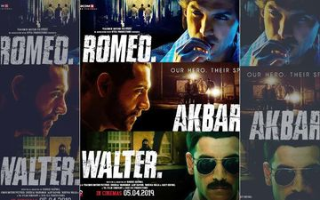 RAW-Romeo Akbar Walter Box-Office, Day 2: John Abraham Had A Fairly Good Saturday