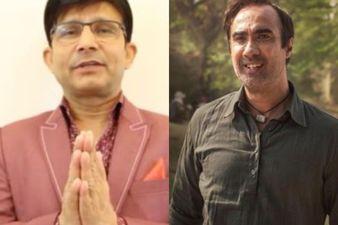 Kamaal R Khan Picks On Ranvir Shorey For Demanding Legalisation Of Marijuana In India; Latter Trolls Back With 'Jaa Na L**de'