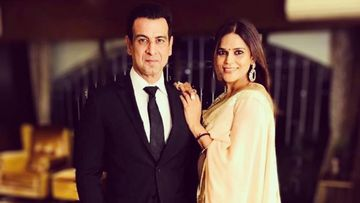 Kyunki Saas Bhi Kabhi Bahu Thi's Ronit Roy Feels His Marriage With Neelam Is 'Not Made In Heaven'