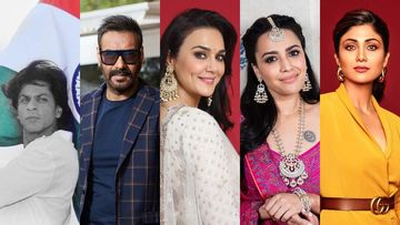 Republic Day 2020: SRK, Ajay Devgn, Sara Ali Khan, Ayushmann Khurrana And Others Pour In Wishes