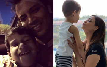 After Abhinav Kohli's Controversial Videos, Shweta Tiwari Wishes Son Reyansh On His Birthday; Shares Pics Of Them Having A Great Time