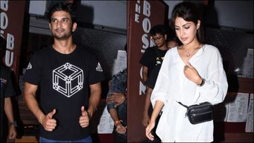Sushant Singh Rajput's Father Files FIR Against Rhea Chakraborty; Bihar Police To Investigate Actress' Alleged Spendings  - Report
