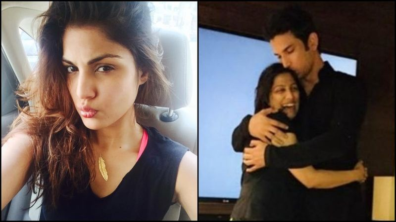 Sushant Singh Rajput's Sister Priyanka Had Threatened To File FIR Against Him Post Their BIG Fight, Rhea Chakraborty Tells Police - Report