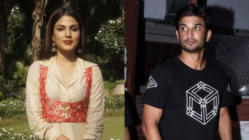 Sushant Singh Rajput Death: Rhea Chakraborty And Family Left Home With Big Suitcases At Night, Claims Building Supervisor
