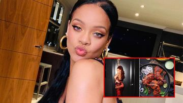 Rihanna's Sultry Looks Compared To Chicken Tikka, Kaju Katli, Cutting Chai And Chuski By A Bored Netizen Get Much Applause On Twitter