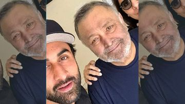 Rishi Kapoor Hospitalised: Veteran Actor Issues Statement,  'Nothing Dramatic, Pollution Got Me'