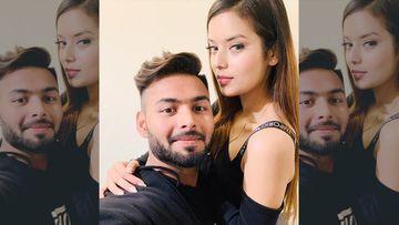 Cricketer Rishabh Pant Rings In New Year 2020 With Girlfriend Isha Negi On A Snowy Romantic Getaway - PICS