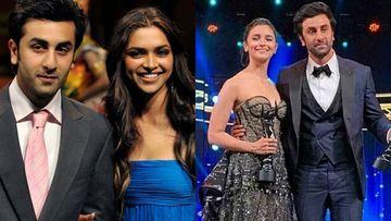 Ranbir Kapoor's Girlfriends Love Thanking Him On Stage; First Deepika Padukone And Now Alia Bhatt- Watch Deja Vu Video