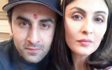 Ranbir Kapoor Trends On Social Media As He Celebrates Raksha Bandhan With Family;Twitter Explodes In Meme Fest