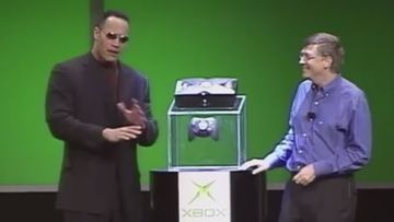 Dwayne Johnson Introduced The First-Ever XBOX 19 Years Ago; Mommas, Now You Know Who To Blame