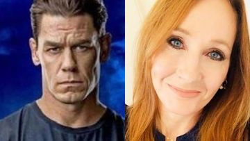 John Cena Posts A Pissed-Off Image Of Professor Snape; Is He Taking A Jibe At JK Rowling's Transphobic Tweets On Menstruation?