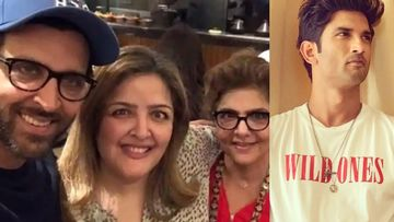 Hrithik Roshan's Mother And Sister Root For 'Justice' As Centre Grants CBI Probe In Sushant Singh Rajput's Death