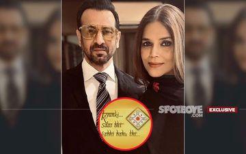 """Ronit Roy: """"I Had Told My Wife, 'Mujhe Jiss Din Mihir Ka Role Mila, I Will Start Watching Kyunki Saas Bhi Kabhi Bahu Thi'""""- EXCLUSIVE"""