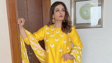 Raveena Tandon Admits To Being Labelled 'Arrogant' Because She 'Was Not Sleeping Around With Heroes For Roles Or Having Affairs'