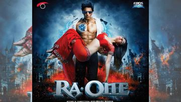 Blooper Alert: Did You Witness Kareena Kapoor Immersing Shah Rukh Khan's Character's Ashes In River Despite Being Given A Burial In Ra One?