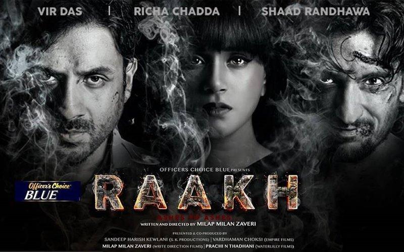 Filmmaker Milap Zaveri Has 'Nailed' It With Richa Chadha, Vir Das And Shaad Randhawa Starrer Short Film- Raakh!