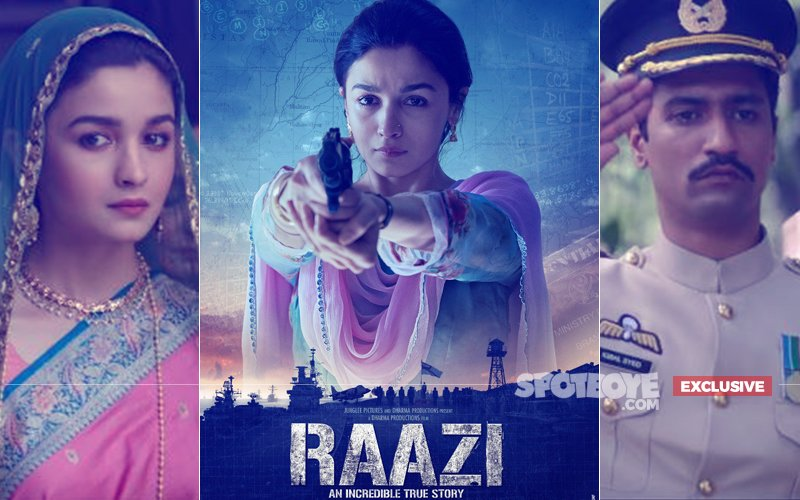 Raazi, Movie Review: You Won't Blink, It's So Engaging