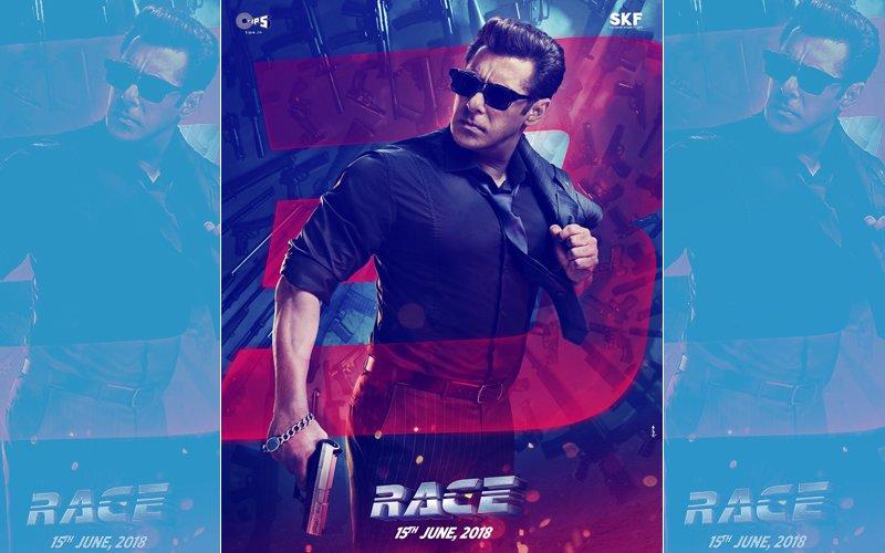 Race 3 New Poster: Meet The Stunning Salman Khan Aka Sikander
