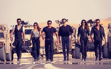 अभी से चला सलमान खान की फिल्म 'रेस 3' का जादू, कई थिएटर हुए हाउसफुल