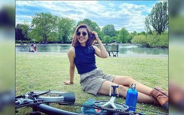 Here's A Sneak Peek In Radhika Apte's London Diaries Amidst Lockdown